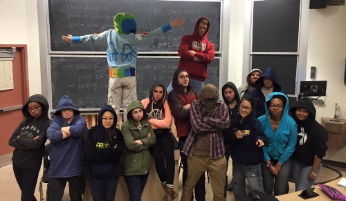 Calculus Hoodie Day