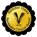 Seal for Reader Views Reviewers Choice award, 2018