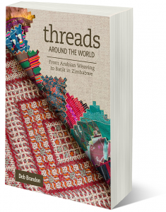 "Cover of ""Threads Around the World"""