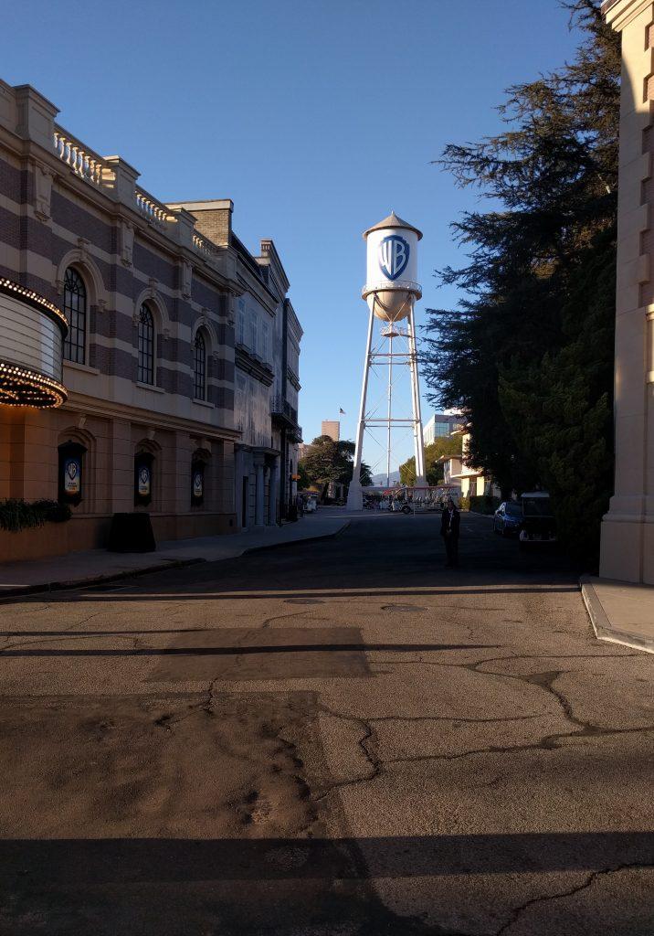 SOVAS Gala, Warner Bros Studios