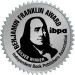 Ben Franklin Award / ibpa sticker