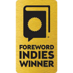 Gold Foreword INDIES Winner graphic